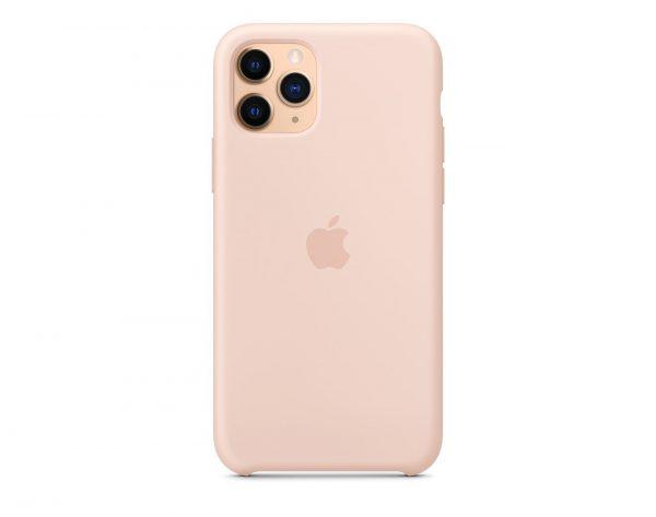 Розов калъф за iPhone 11 Pro