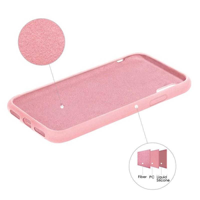 Микрофибърна защита на iphone