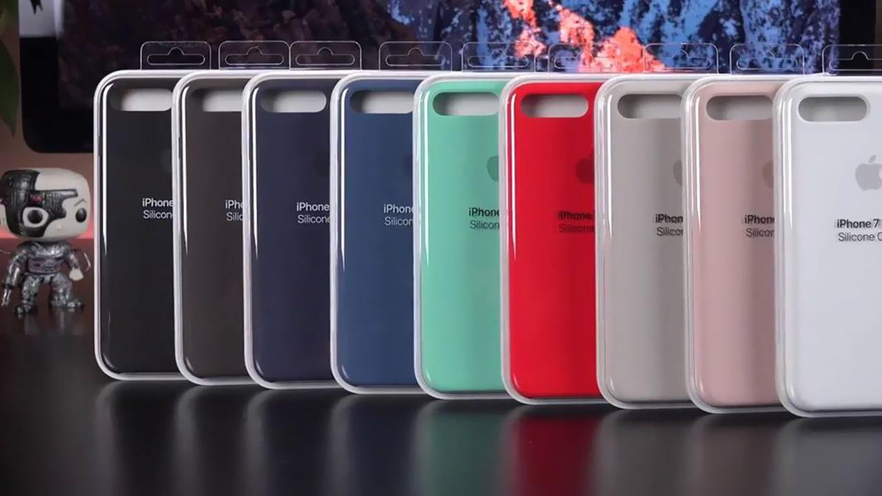 Силиконови калъфи в различни цветове